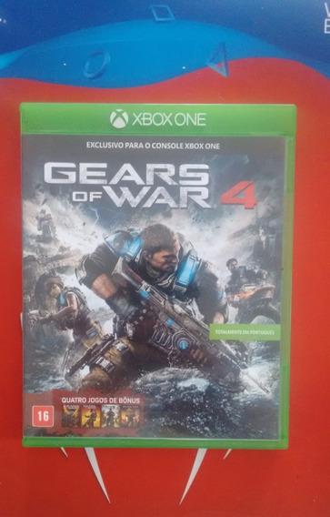 Gears Of War 4 Semi Novo