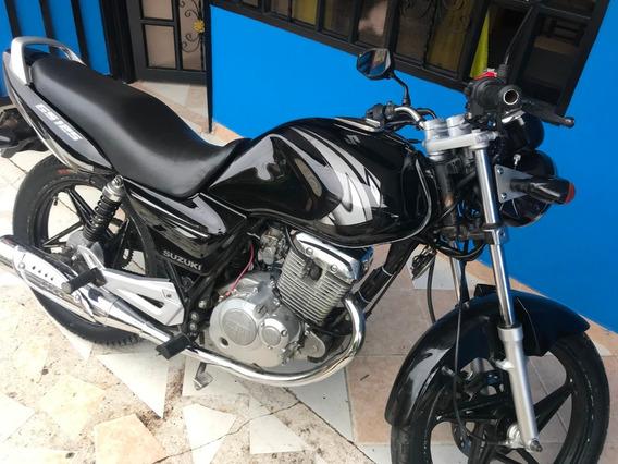 Se Vende Moto Suzuki Gs 125 Como Nueva