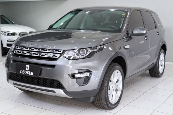 Land Rover Discovery Sport Hse 2.0 Sd4-2018/2018