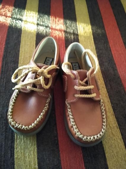 Zapato Náutico Nene