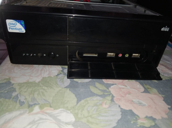 Desktop Gabinete Mini I3 8gb Ram 500gb De Hd