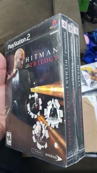 Hitman Box Lacrado Sem Uso