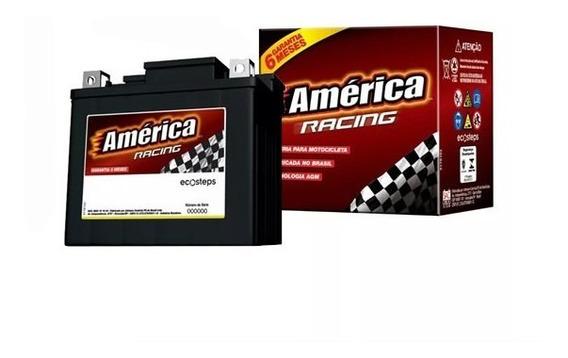 Bateria Moto América 5ah Dafra Super 50 Biz Cg Xt E Outras