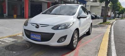 Mazda Mazda 2 Mazda 2 2014 Mecanico Blanco Full 2014