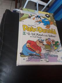 C. Barks Capadura: Donald A Cidade Fantasma - 210 Pag/novo