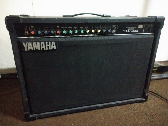 Amplificador Guitarra Yamaha G100 212