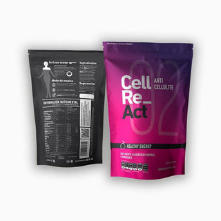Cell Re_act Anti Cellulite 454g