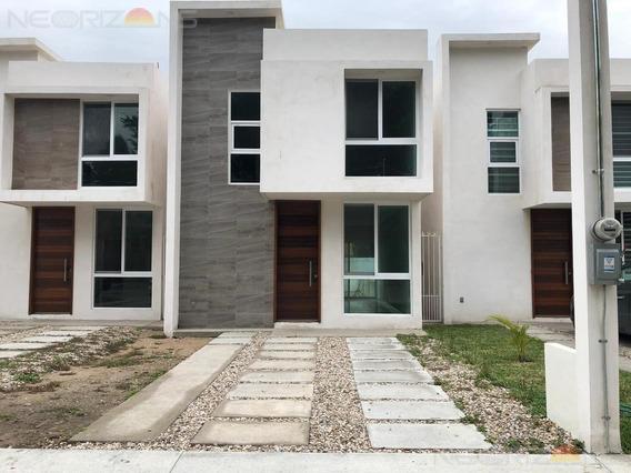 Casa En Venta Y Renta En Col. Jardines De Champayán, Tampico Tamps.
