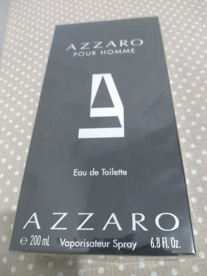 Azzaro Perfume 200ml Original