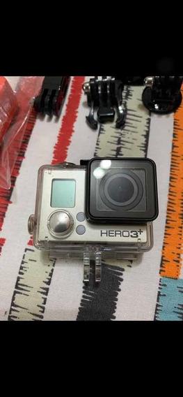 Gopro Hero 3+ Black Com Lcd