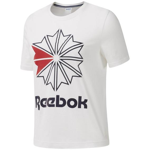 Remera Reebok Moda Logo Classics Mujer