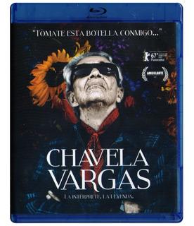 Chavela Vargas La Interprete La Leyenda Documental Blu-ray