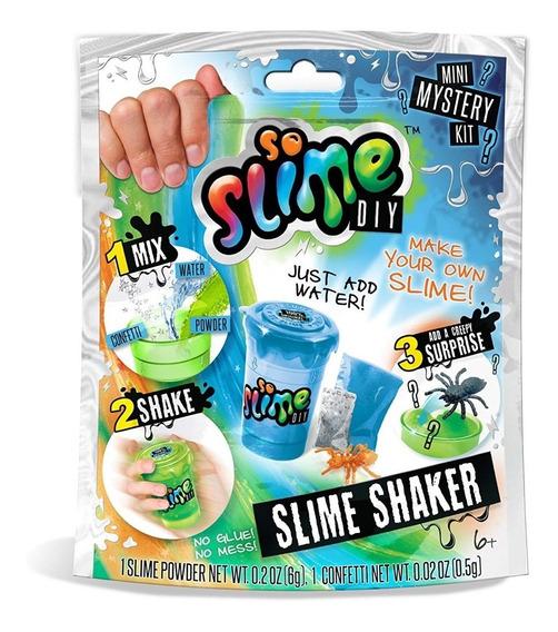 Slime Niño +sorpresa Espeluznante - So Slime Diy Original