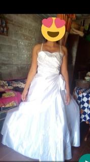 Vestido De Novia En Excelentes Condiciones