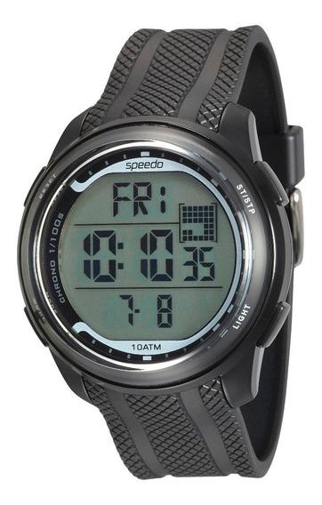 Relógio Speedo Digital Masculino - 80593g0evnp1 Preto