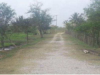 Terreno 40 Hectareas, Rancho Ganadero Huimanguillo Tabasco