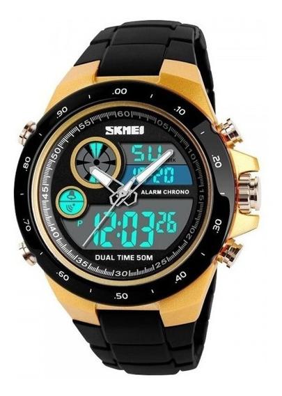 Relógio Skmei Top Esportivo Promoção Treino Academia Esporte