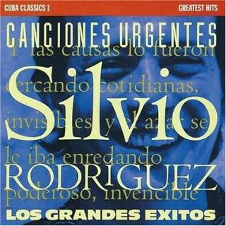 Vinilo Silvio Rodriguez ( Canciones Urgentes-grandes Exitos)