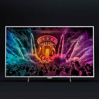 Smart Tv Philips 55 Ultra Hd 4k Android - Serie6800