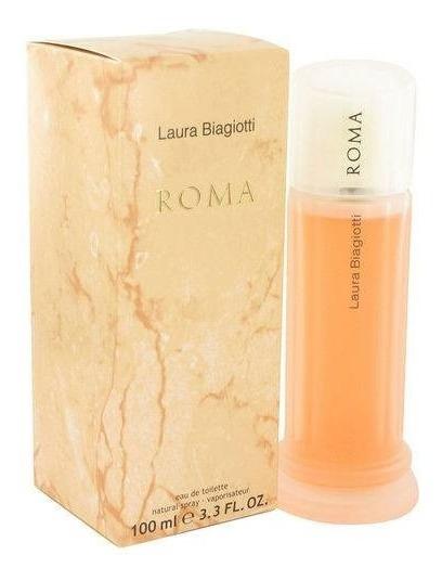 Perfume Roma Laura Biagiotti 100ml Edt Original
