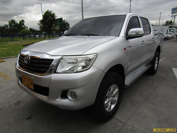 Toyota Hilux 2.5 4x4 Diesel