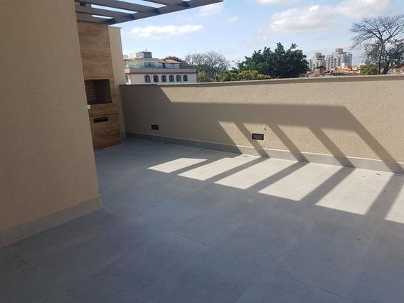Cobertura Com 3 Quartos Para Comprar No Planalto Em Belo Horizonte/mg - 2281