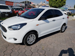 Ford Figo 1.5 Impulse Aa Sedan Mt 2017 Blanco