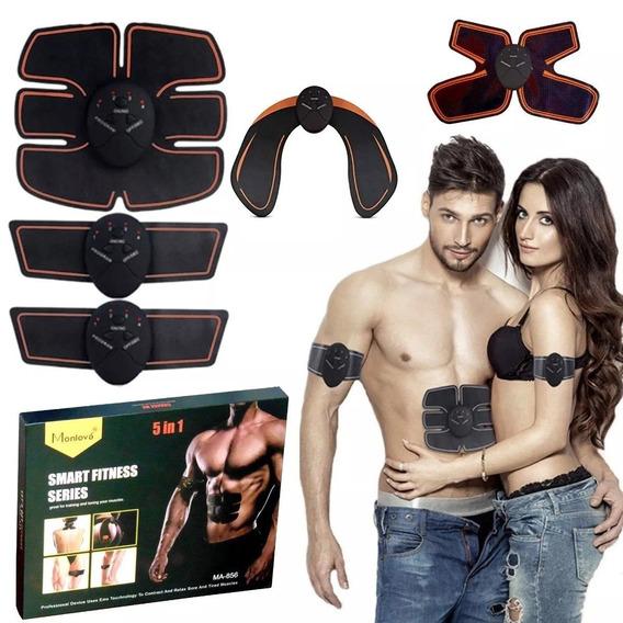 Electro Estimulador 5 En 1 Trabaja Reduce Tonifica Tu Cuerpo