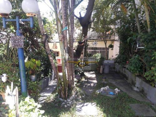 Casa Com 2 Dormitórios À Venda, 90 M² Por R$ 490.000,00 - Vila Antonieta - São Paulo/sp - Ca0759