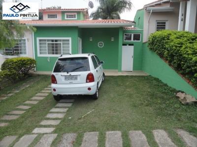 Casa De 2 Quartos (1 Suíte) No Condominio Moradas De Itaici - Ca04115 - 34045523