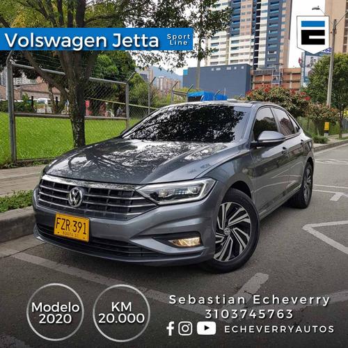 Volkswagen Jetta 2020 1.4 Tsi Sportline