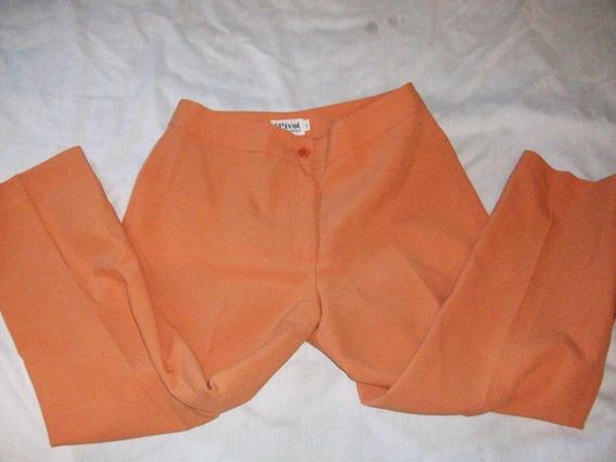 Pantalón Corto Oferta Remate Mujer Pivot Casual T/8