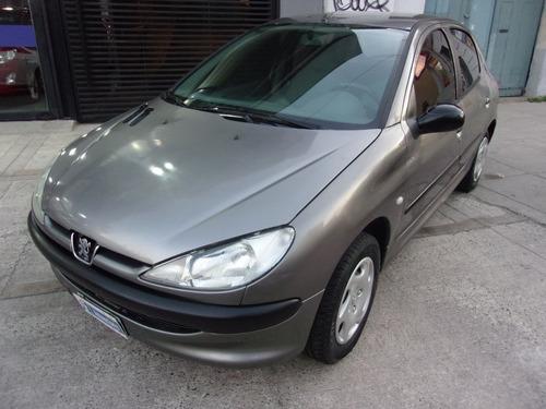 Peugeot 206  Xrd 5 Puertas 1.9  (diesel)