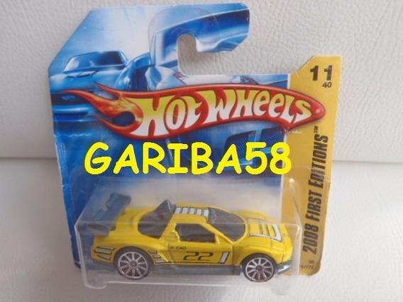 R$18 No Lote Hot Wheels Acura Nsx 2008 First Ed Gariba58