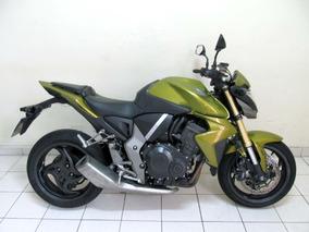 Honda Cb 1000r Abs 2012 Verde