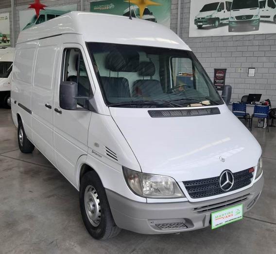 Mercedes-benz Sprinter 2.2 3550 Van Luxo 313 Cdi Diesel 3p
