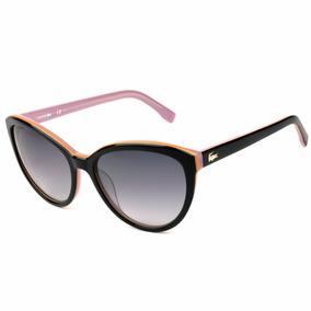 5ce2cb08008 Óculos De Sol Lacoste no Mercado Livre Brasil