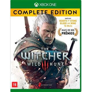 Videojuego The Witcher 3 Edición Completa Para Xboxone
