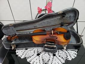 Violino 4/4 Profissional Mod. Stradivarius - Neto Violinos
