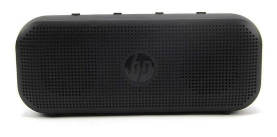 Caixa De Som Hp Bluetooth Portátil Speaker 400 Preto