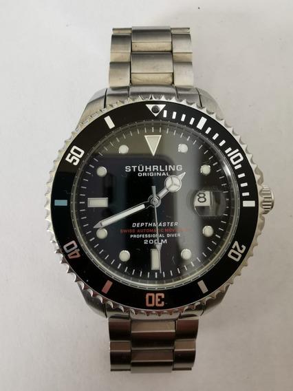 Reloj Stuhrling Automatico