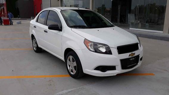Chevrolet Aveo 4p Ls L4/1.6 Man