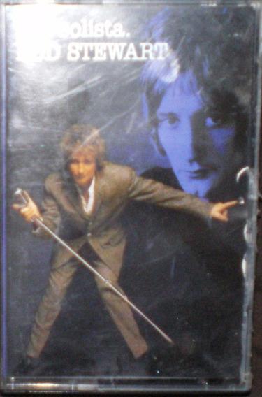 Rod Stewart - Voz Solista (1993) Cassette Nacional Ex