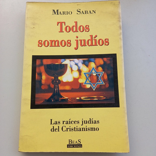 Imagen 1 de 2 de Todos Somos Judíos Mario Saban Beas
