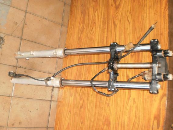 Suspensão Dianteira Completo Nx350 Sahara Original Usado