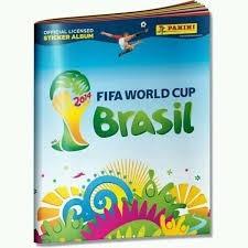 Barajitas Detalladas (pack 25) Panini Mundial Brasil 2014