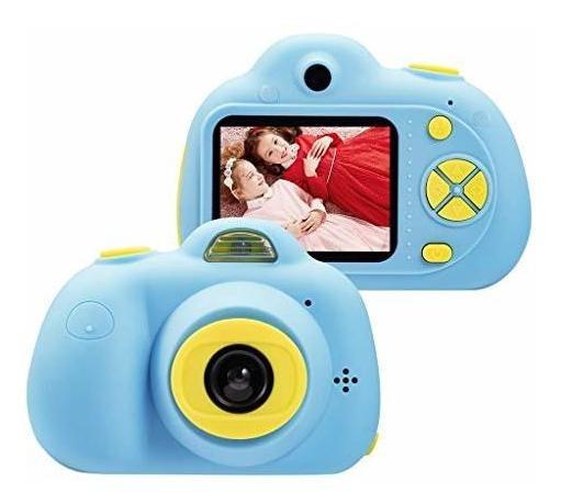 Cámara Digital Infantil Fotos Y Videos