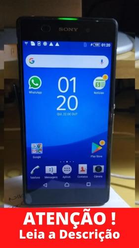 Smartphone Sony Xperia Z2 D6543 Usado - Modelo Top Em Smarts