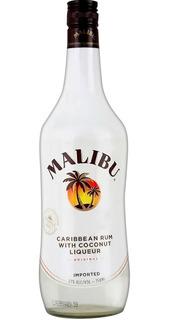 Ron Malibu Con Coco 750ml Original Origen Barbados