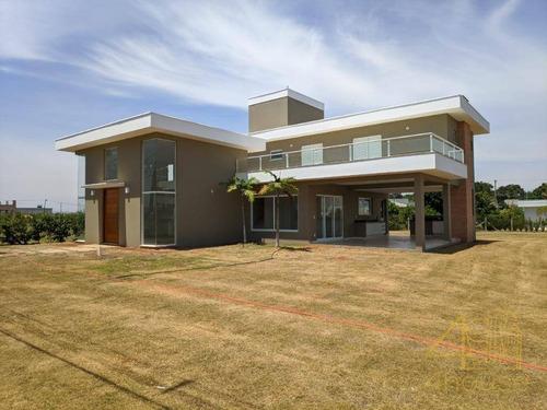 Imagem 1 de 18 de Casa Com 4 Dormitórios À Venda, 231 M² Por R$ 900.000,00 - Residencial Primavera - Salto/sp - Ca0539